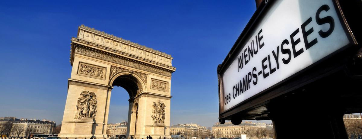 Paris Hotel Fertel Etoile  U2013 Arc De Triomphe Paris  U2013 Site